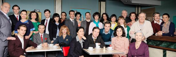 El estreno de \'Amar es para siempre\' (15,1%) en Antena 3 se queda ...