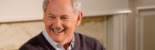 El actor Victor Garber