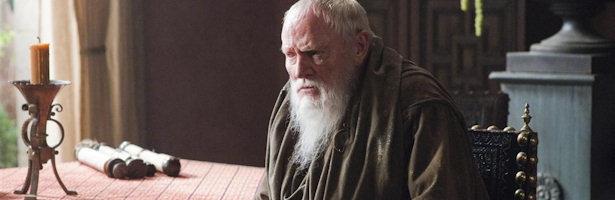 Julian Glover da vida al Gran Maestre Pycelle en 'Juego de tronos'