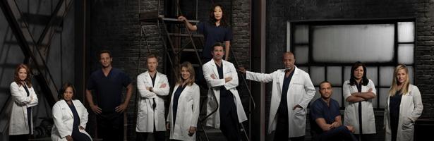 'Anatomía de Grey', novena temporada