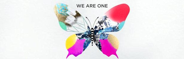 La mariposa y
