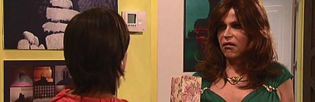 Estela Reynolds en el último capítulo de la sexta temporada