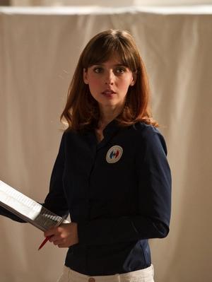 Leticia Dolera en 'El barco'