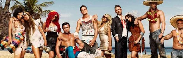 Imagen promocional de la tercera temporada de 'Geordie Shore'