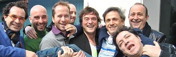 José Mota y su equipo en la presentación de 'La noche de José Mota'