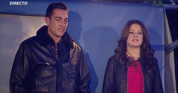 Juan Carlos y Noelia gran hermano 14