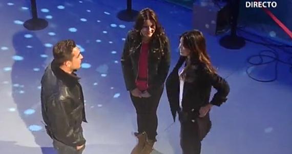 Sonia, Juan Carlos y Noelia gran hermano 14