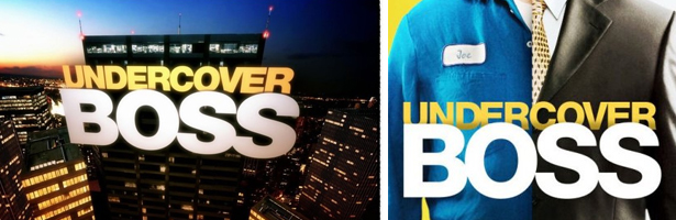 'Undercover Boss', de la CBS