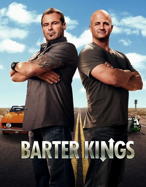Steve y Antonio, los 'barter kings'