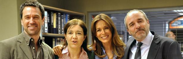 Oriol Tarrasón, María Pujalte, Lydia Bosch y Fernando Guillén Cuerdo, 'Los misterios de Laura'