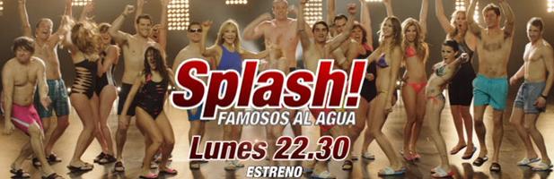 Los famosos de 'Splash'