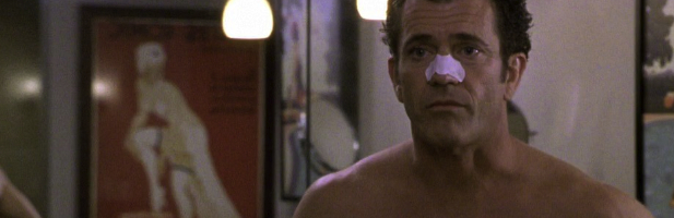 Mel Gibson en una escena de '¿En qué piensan las mujeres?'