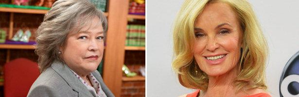 Kathy Bates y Jessica Lange, enemigas en la tercera temporada de 'American Horror Story'