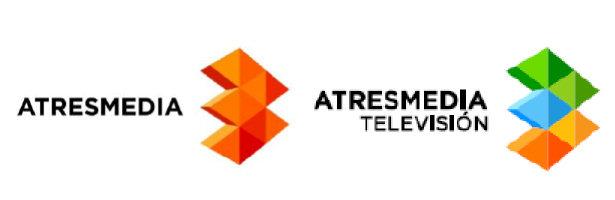 logo atresmedia y atresmedia television