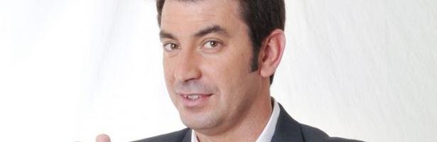 Arturo Valls, nominado a Mejor presentador de programas