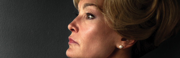 Jessica Lange, protagonista de 'American Horror Story: Coven'