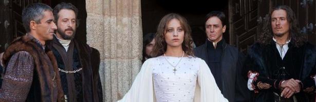 'Isabel', a reinar fuera de las fronteras españolas