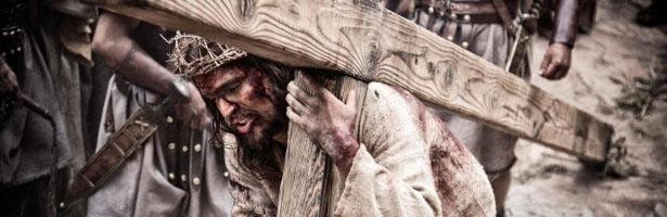 Con la cruz a cuestas