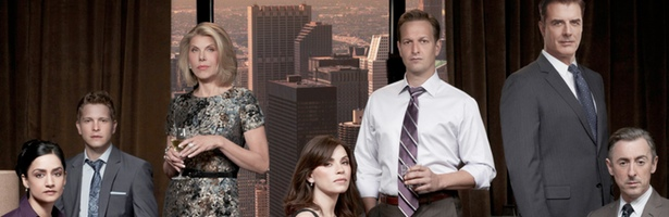 Protagonistas de 'The Good Wife'