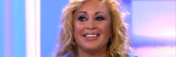 Raquel Mosquera en 'Mujeres y hombres y viceversa'