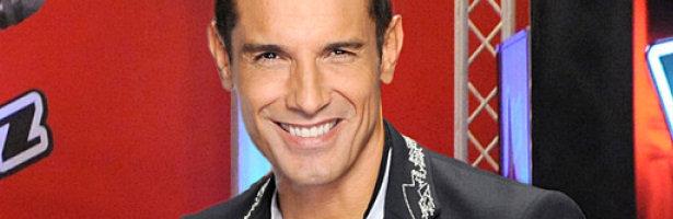 Jesús Vázquez, presentador de 'La Voz'