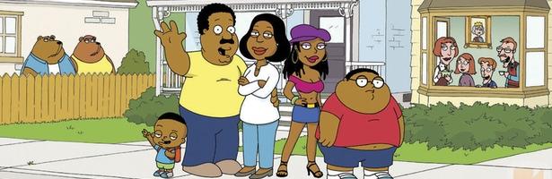Personajes de 'El show de Cleveland'