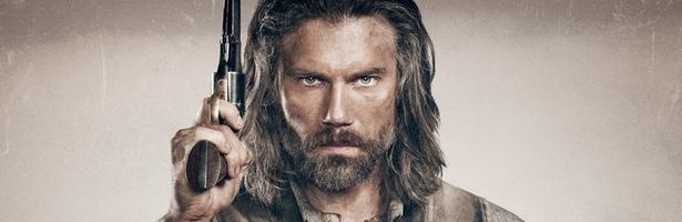 Cullen Bohannon (Anson Mount) protagonista de la serie