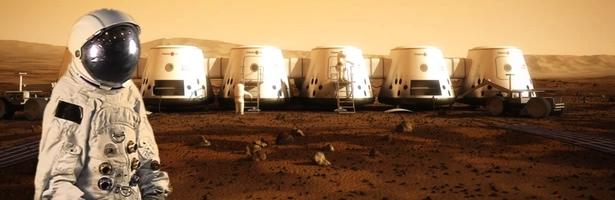 La creación del primer asentamiento humano televisado en Marte puede convertirse en una realidad