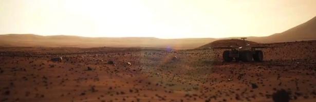 Se enviarán vehículos robotizados para la grabación de imágenes y posterior selección del terreno
