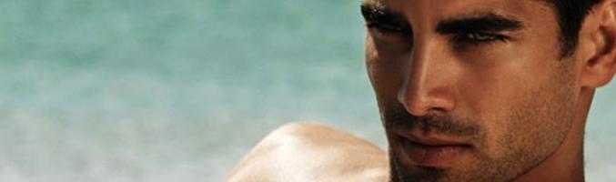 El modelo cubano Rubén Cortada será Faruq Ben Barek en 'El Príncipe'