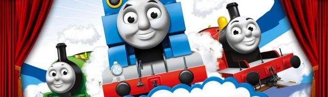 La exitosa serie de animacin Thomas y sus amigos se estrena el
