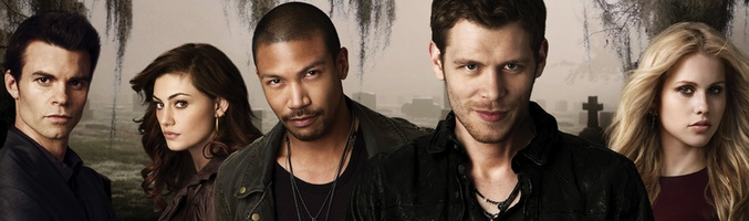 El reparto principal de 'The Originals'