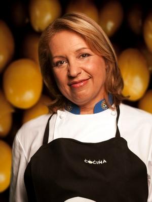 Susi d az canal cocina ser la tercera jueza de 39 top for La cocina de david de jorge