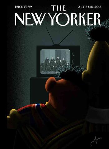 Epi y Blas en 'The New Yorker'
