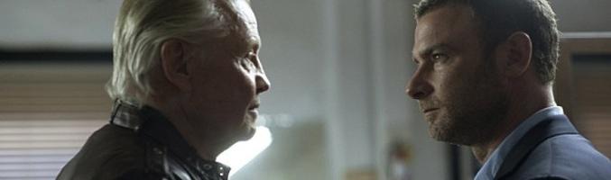 Jon Voight y Liev Schreiber en un fotograma de 'Ray Donovan'