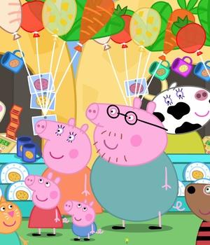 Llega el maratn de Peppa Pig a Clan