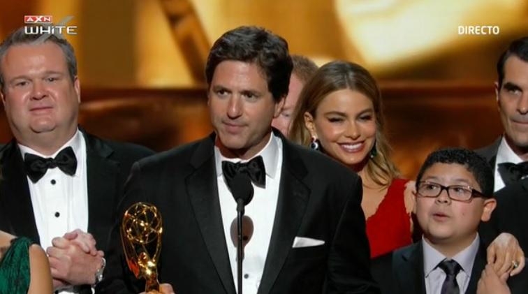 'Modern Family', Emmy a la mejor comedia