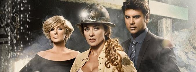 La patrona', la adaptación de la telenovela 'La dueña', llega este ...
