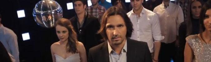 Rafa Méndez en el teaser