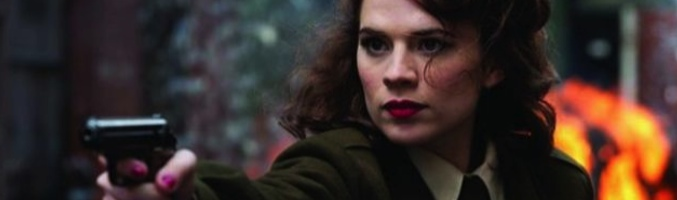 Haley Atwell interpreta a Peggy Carter en el cortometraje