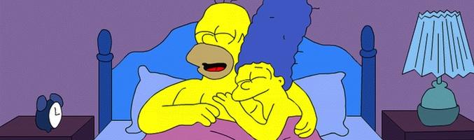 Strip Tease Simpsons al Desnudo!!