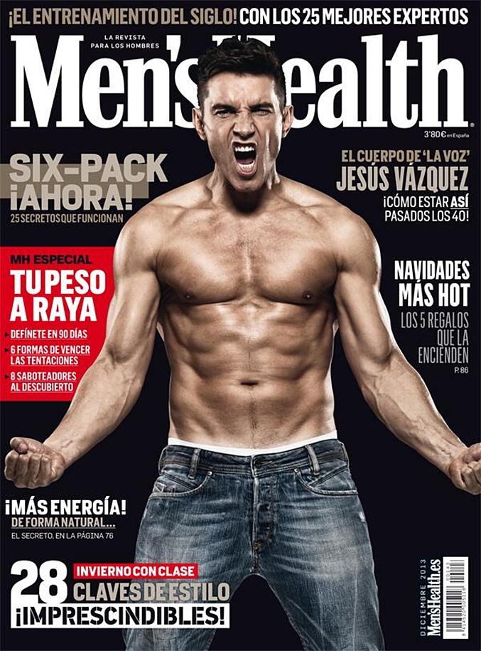 jesus vazquez Men's Health