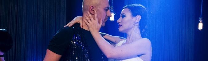 Roberto Álamo y Natalia Verbeke en 'Bienvenidos al Lolita'