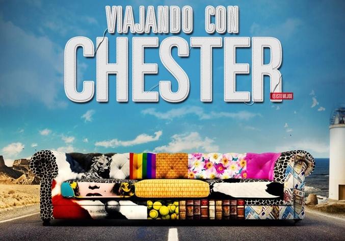 Viajando con Chester 3x14 Esp Disponible