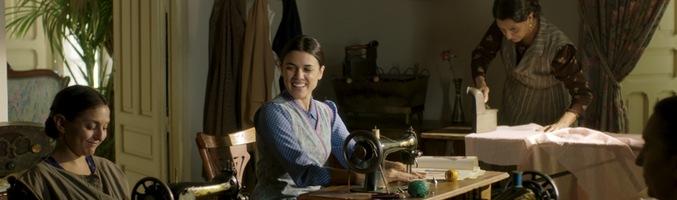 Sira Quiroga es la protagonista de la serie