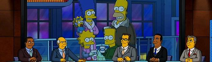 Fox utiliza Los Simpson para anunciar el Super Bowl
