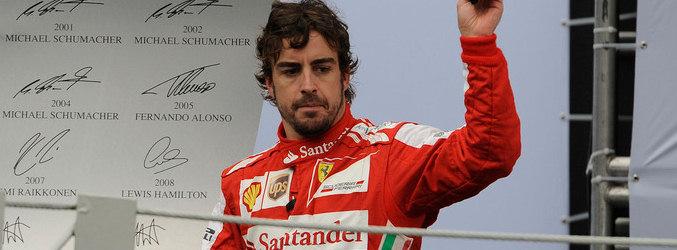 Fernando Alonso, el piloto español del Mundial de Fórmula 1 que emitirán Antena 3 y Movistar TV