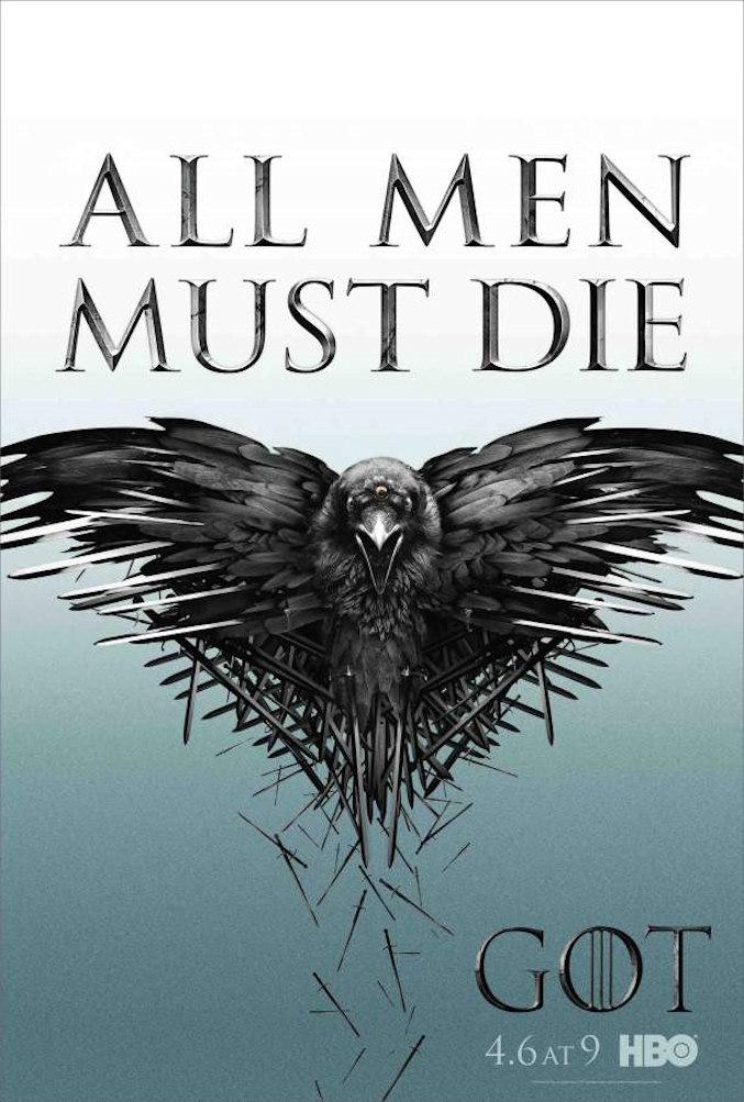 HBO lanza el póster de la cuarta temporada de \'Juego de tronos\'