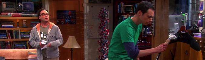 Leonard y Sheldon