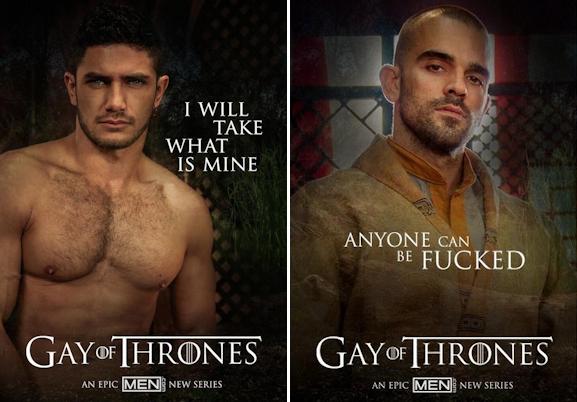version gay of thrones